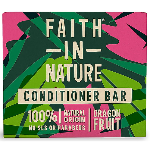 Faith in Nature Dragon Fruit Conditioner Bar - 85g