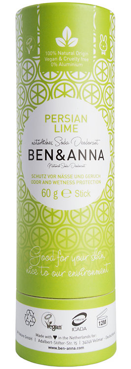 Ben & Anna - Persian Lime Deodorant