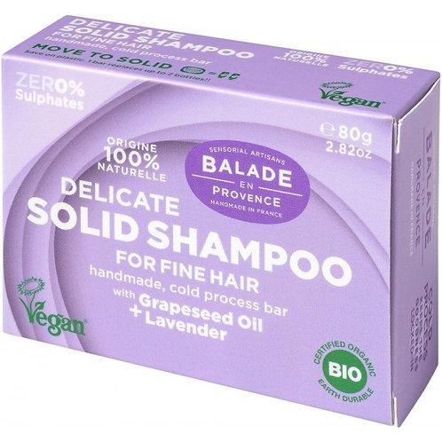 Balade En Provence Delicate Solid Shampoo - Lavender - 80g