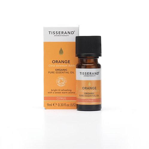 Tisserand Organic Orange Essential Oil - 9ml