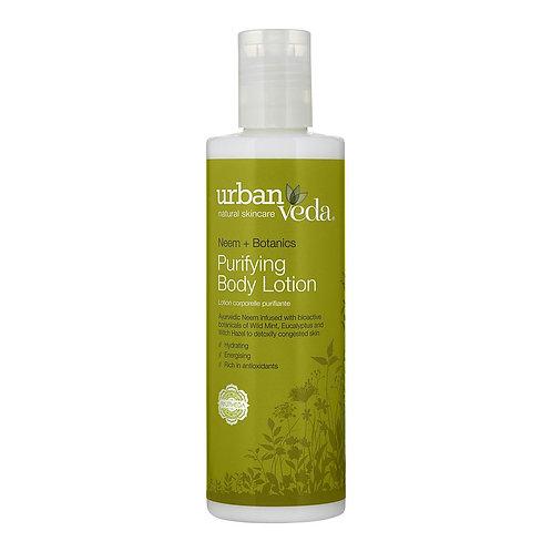 Urban Veda Purifying Body Lotion -250ml