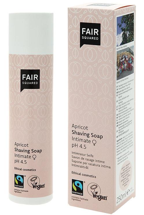 Fair Squared Shaving Soap Intimate Apricot