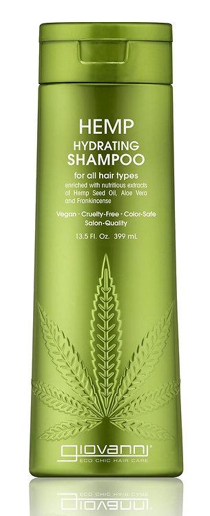 Giovanni Hemp Hydrating Shampoo - 399ml