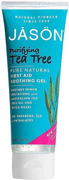 Jason Purifying Tea Tree First Aid Soothing Gel