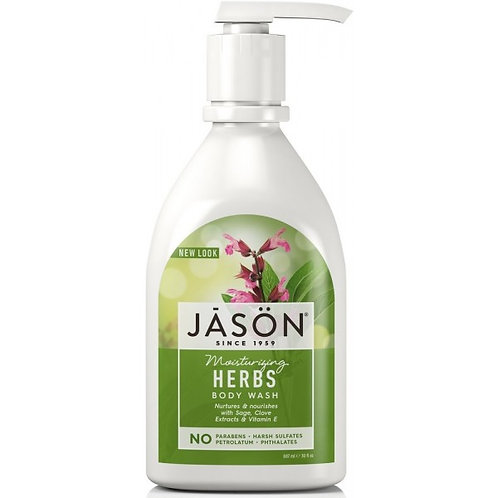 Jason Moisturising Herbs Body Wash