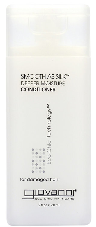 Giovanni Smooth as Silk Deeper Moisture Conditioner - 60ml