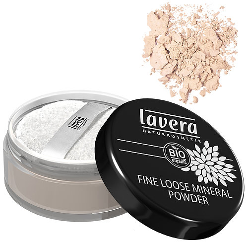 Lavera Natural Fine Loose Mineral Powder - Transparent