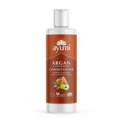 Ayumi Argan & Sandalwood Hair Conditioner - 250ml