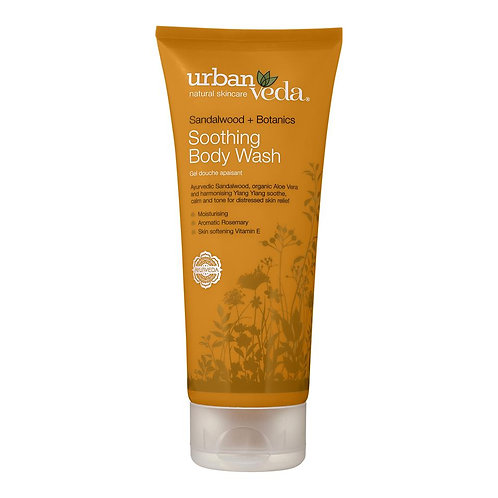 Urban Veda Soothing Body Wash - 200ml