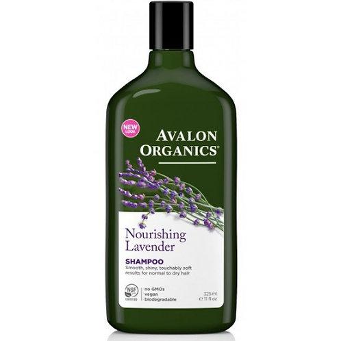 Avalon Organics Nourishing Lavender Shampoo - 325ml