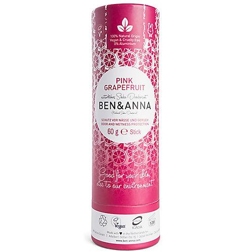 Ben & Anna - Pink Grapefruit Deodorant