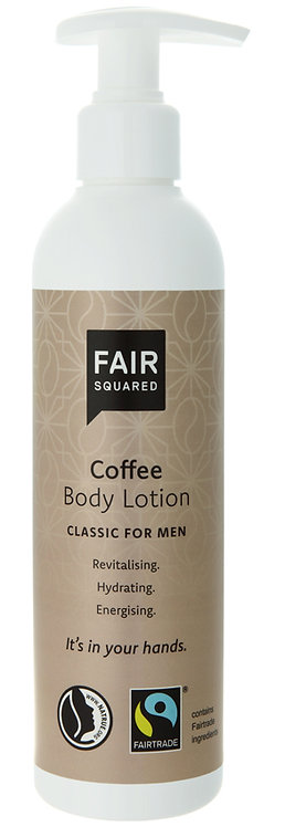 Fair Squared Body Lotion - Coffee - 250ml