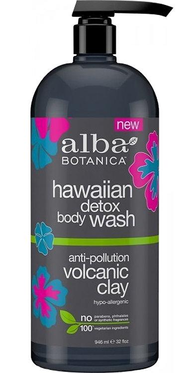 Alba Botanica Hawaiian Detox Body Wash - 946ml