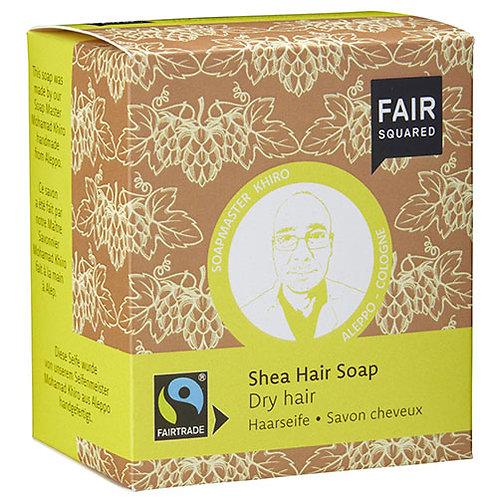 Fair Squared Shea Hair Soap - 2 x 80g