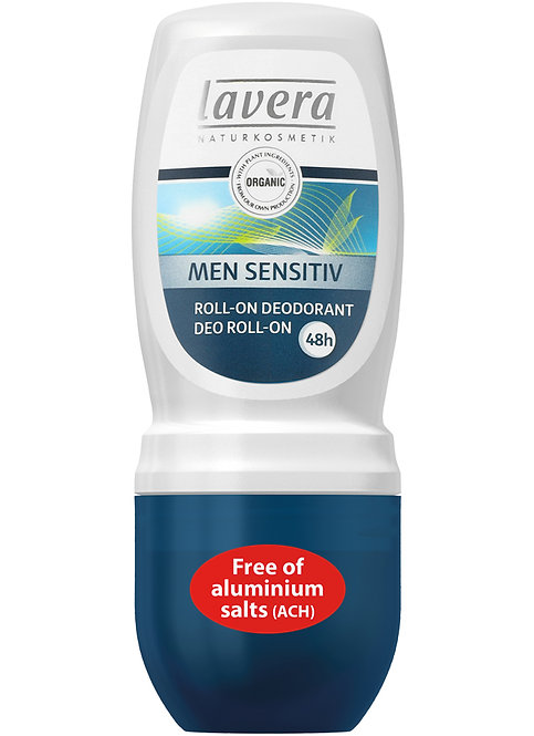 Lavera Men Sensitive Deodorant Roll On