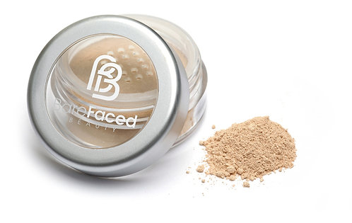 Barefaced Beauty Mineral Foundation - Innocent - 12g