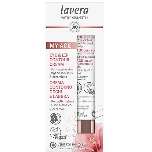 Lavera My Age Eye and Lip Contour Cream