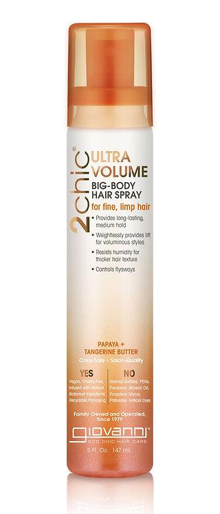 Giovanni Ultra Volume Big Body Hair Spray
