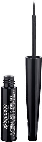 Benecos Natural Liquid Eyeliner - Black