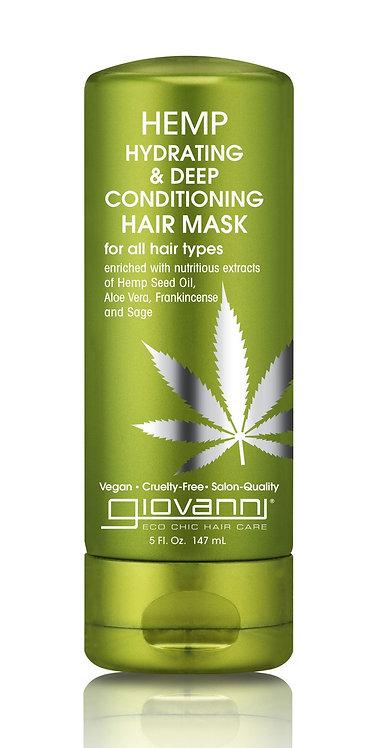 Giovanni Hemp Hydrating Deep Conditioning Hair Mask