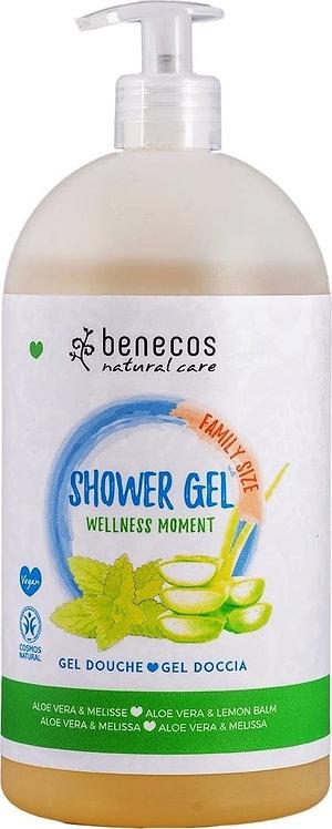 Benecos Shower Gel Aloe Vera & Lemon - 950ml