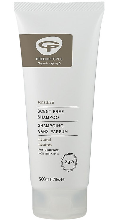 Green People Scent Free Shampoo - 200ml