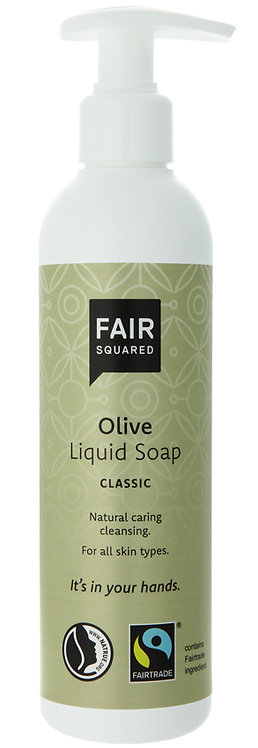 Fair Squared Liquid Soap - Olive