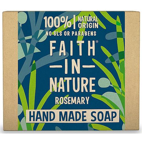 Faith in Nature Rosemary Soap Bar - 100g