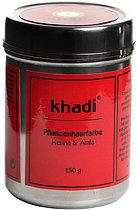 Khadi Natural Hair Colour Henna & Amla
