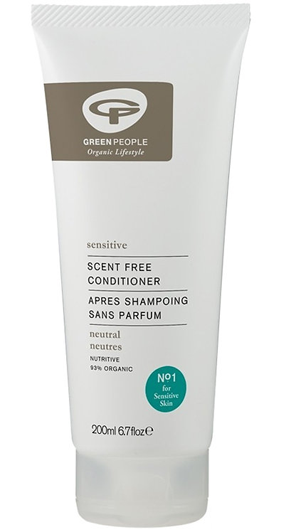 Green People Scent Free Conditioner - 200ml