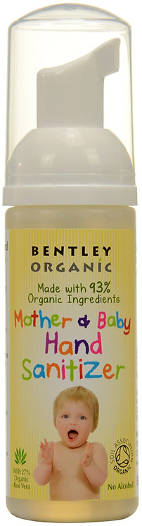 Bentley Organic Mother and Baby Hand Sanitiser