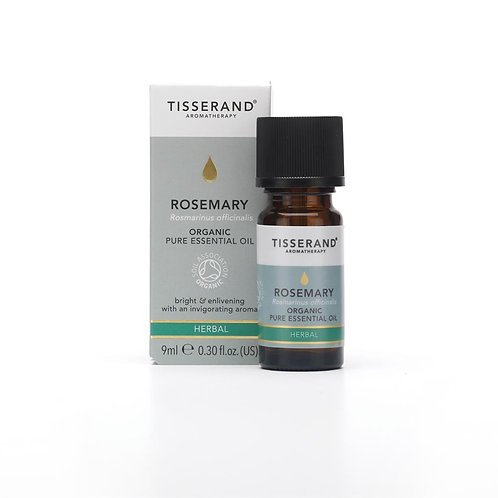 Tisserand Organic Rosemary Essential Oil - 9ml