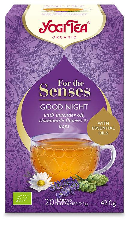 Yogi Tea for the Senses - Good Night