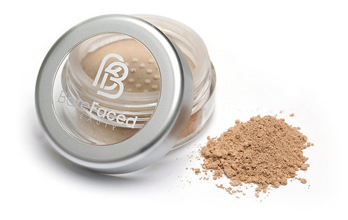 Barefaced Beauty Mineral Foundation - Charmed  - 12g