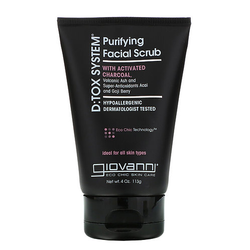Giovanni D Tox System Purifying Facial Scrub