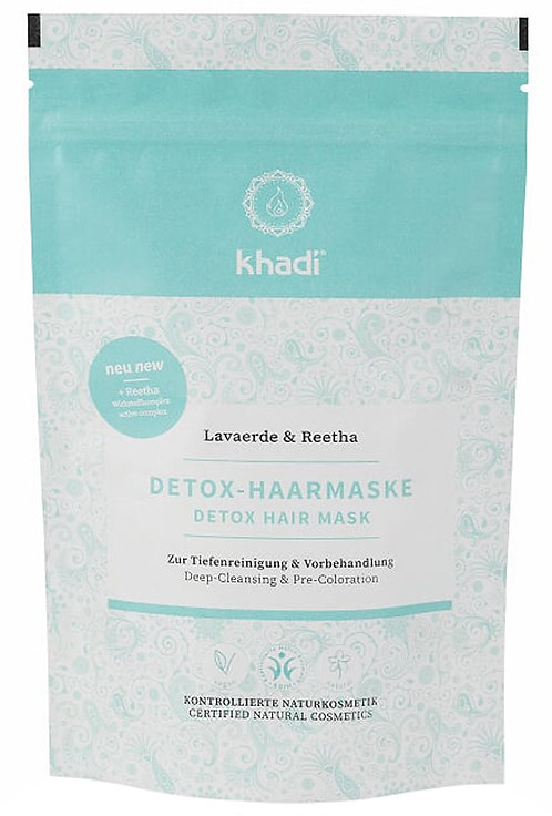 Khadi Detox Hair Mask
