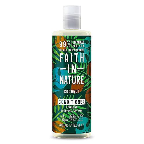 Faith in Nature Coconut Conditioner - 400ml