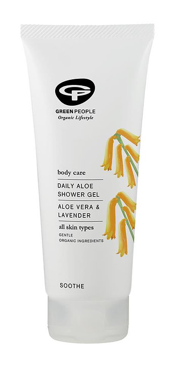 Green People Daily Aloe Shower Gel - 200ml