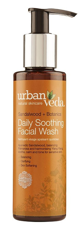 Urban Veda Daily Soothing Facial Wash -150ml