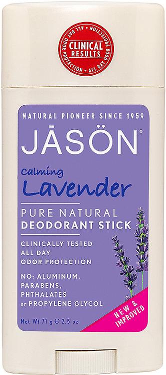 Jason Calming Lavender Deodorant Stick