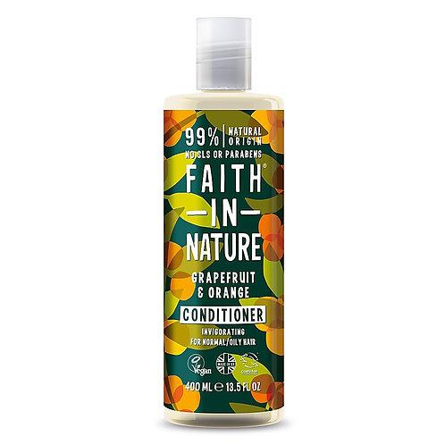 Faith in Nature Grapefruit & Orange Conditioner - 400ml