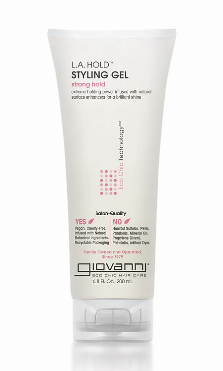 Giovanni L A Hold Styling Gel - 200ml