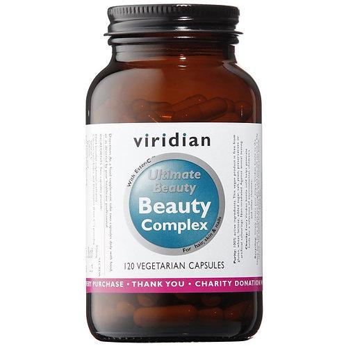 Viridian Ultimate Beauty Complex - 120 Veg Caps