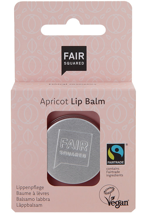 Fair Squared Sensitive Apricot Lip Balm