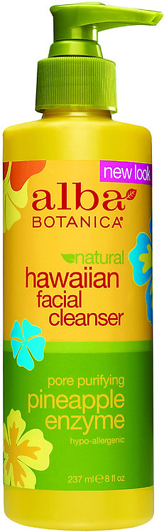 Alba Botanica Hawaiian Facial Cleanser Papaya Enzyme - 237ml