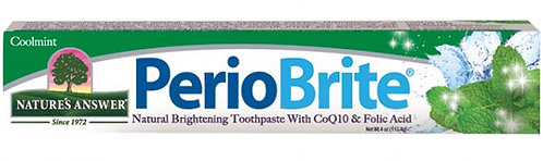 Nature's Answer PerioBrite Natural Brightening Toothpaste