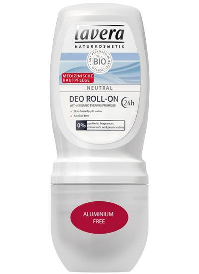 Lavera Neutral Deodorant Roll On