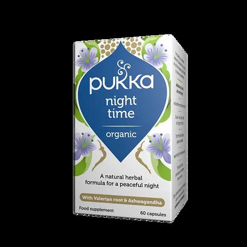 Pukka Night Time - 60 Capsules