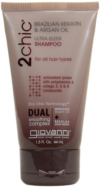 Giovanni Ultra Sleek Shampoo - 44ml