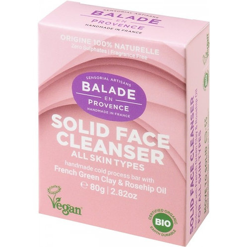 Balade En Provence Solid Face Cleanser - 80g